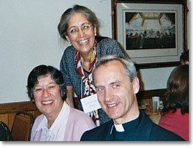Salesian smiles go along with the spiritual friendship